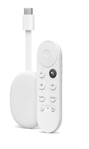 Chromecast mit GoogleTV wurde im September2020 auf den Markt gebracht. Einige Schlüsselfunktionen dieses Geräts tragen zu einer besseren Umweltverträglichkeit bei.