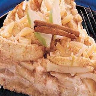 Apple Danish Cheesecake.