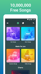 Free Music Lite - Offline Music Player APK screenshot thumbnail 1