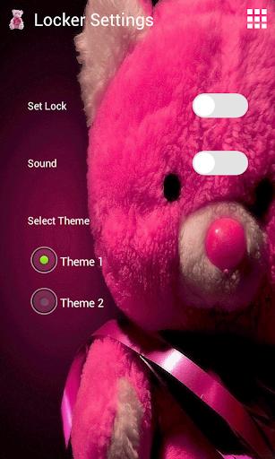 玩免費工具APP|下載テディベアジッパー画面のロック app不用錢|硬是要APP