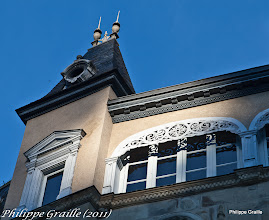 Photo: Facade pittoresque