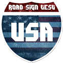 USA Road Sign Test icon