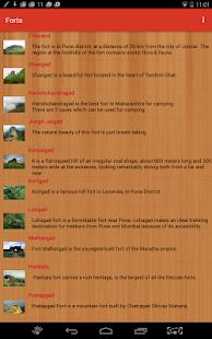 Trekker Forts Maharashtra - náhled