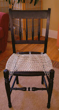 Photo: ONE-OF-A-KIND WOVEN SIDE CHAIR