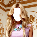 Prom Night Girl Photo Montage icon