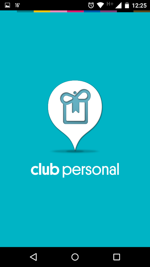 Club Personal- screenshot
