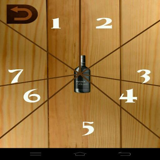 bottle spinners game