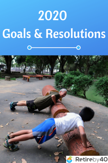 2020 New Year Goals and Resolutions