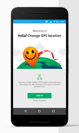 Fake GPS Location - Hola  screenshots 5