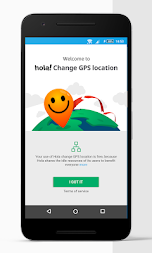 Fake GPS Location - Hola APK screenshot thumbnail 4