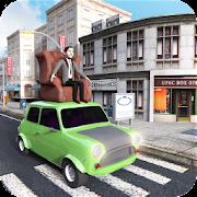 Mr. Pean Mini Car Driving: City Adventure