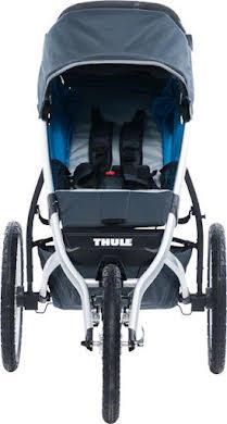 Thule Glide 1 Single Child Stroller: Dark Shadow alternate image 0