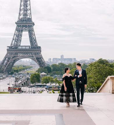 Photographe de mariage Lena Kos (Pariswed). Photo du 20.06.2018