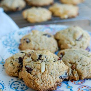 Cranberry Almond Coconut Cookies Recipes