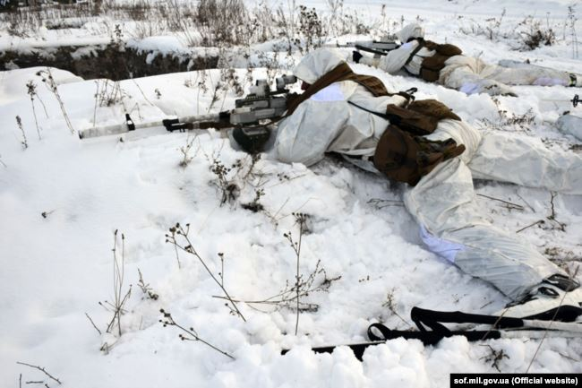 «Універсальні» бійці повинні виконувати завдання у будь-яких умовах. Фото з офіційного сайту ССО Україн