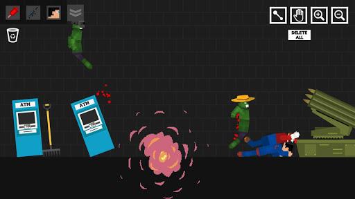 Super Hero Playground: Ragdoll Stick 1.0.0 screenshots 3