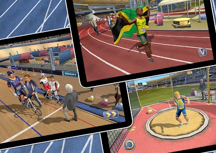 Athletics2: Summer Sports Free Capture d'écran
