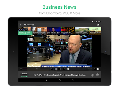 Watchup: Video News Daily- screenshot thumbnail