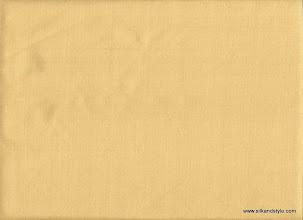 Photo: Kashmir 20 - Silk Satin Plain - Color Golden Brown