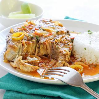 King Fish Recipes.