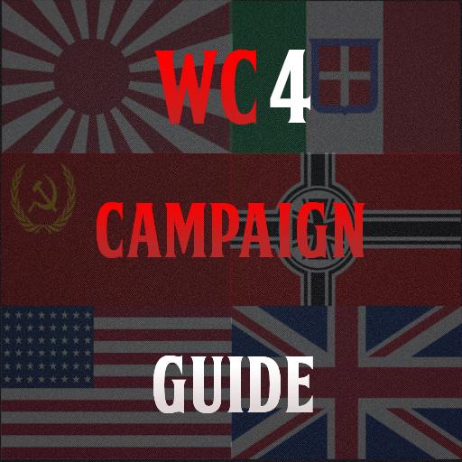 Campaign Guide for World Conqueror 4 WC4 İndir (PC Windows