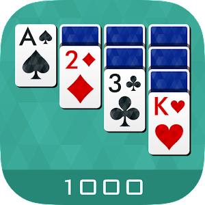 Solitaire 1000 for PC and MAC