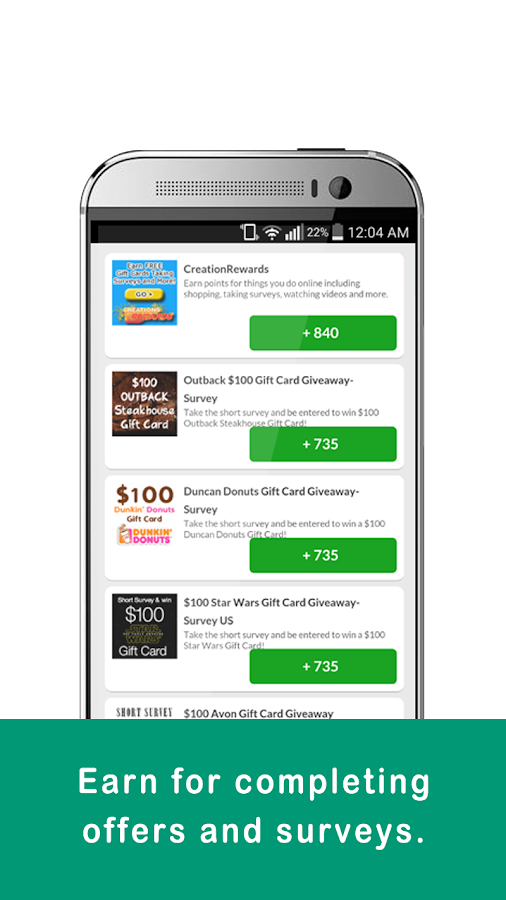 PocketBounty - Free Gift Cards- screenshot