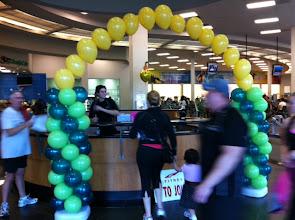 Photo: LA Fitness  Member appreciation Day