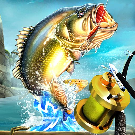 Wild Fishing Hook Simulator Fish Catch