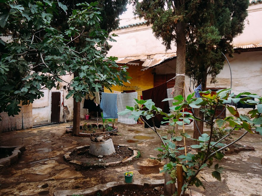 Внутренние дворы Марракеша