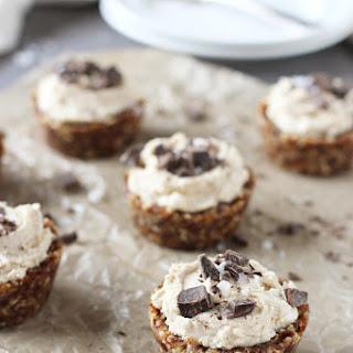 No Bake Peanut Butter and Chocolate Tarts Recipe