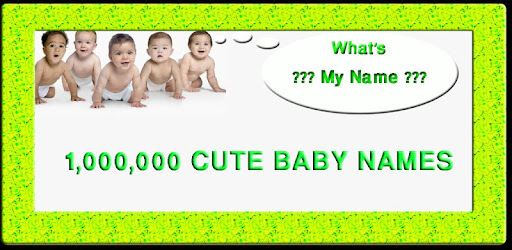CUTE BABY NAMES FREE - Apps on Google Play