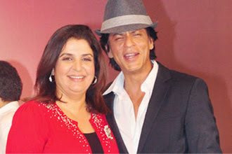 Photo: Shirish-SRK fight is in the past, says Farah Khan http://t.in.com/fqBi