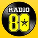 Radio 80 icon