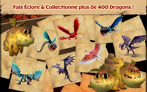 Dragons : L'Envol de Beurk Capture d'écran