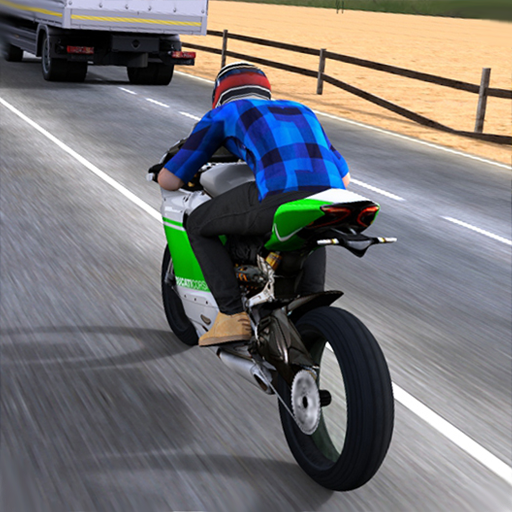 Moto Traffic Race Icon