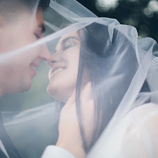 Bryllupsfotograf Evgeniy Zagurskiy (NFox). Foto fra 20.10.2017