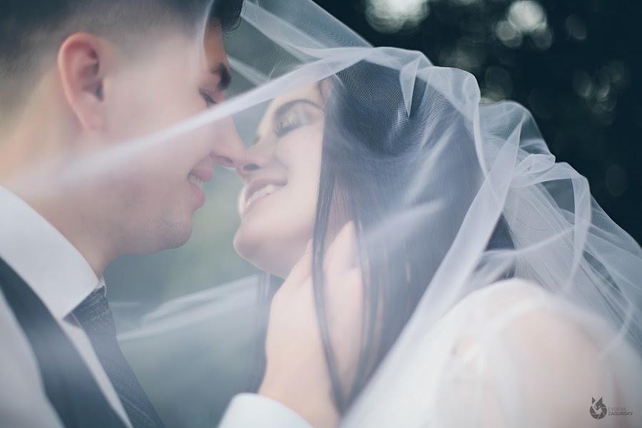 Wedding photographer Evgeniy Zagurskiy (NFox). Photo of 20.10.2017