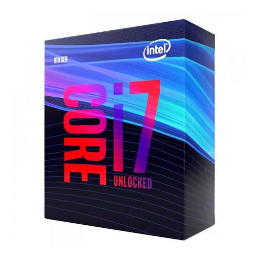 Bộ vi xử lý/ CPU Intel Core i7-9700K (12M Cache, up to 4.9GHz)