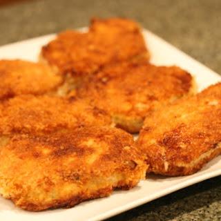 Breaded Pork Patties.