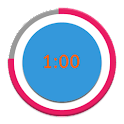 1 minute timer icon