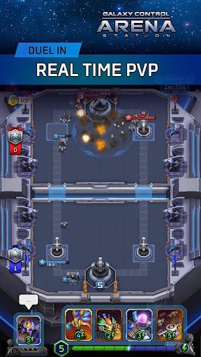 Arena: Galaxy Control online PvP battles 3.40.66 PC u7528 2