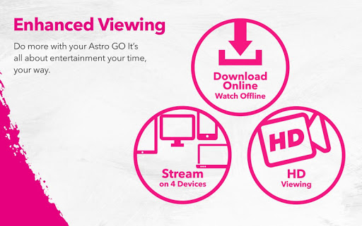 Astro GO - Watch TV Shows, Movies & Sports LIVE 8.2.6 screenshots 11