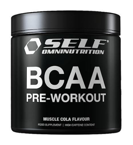 Self BCAA Pre Workout - Cola