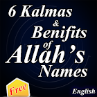 Benefits of Allah's Names icon