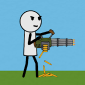 Stickman and Gun 3: Zombie Shooter icon