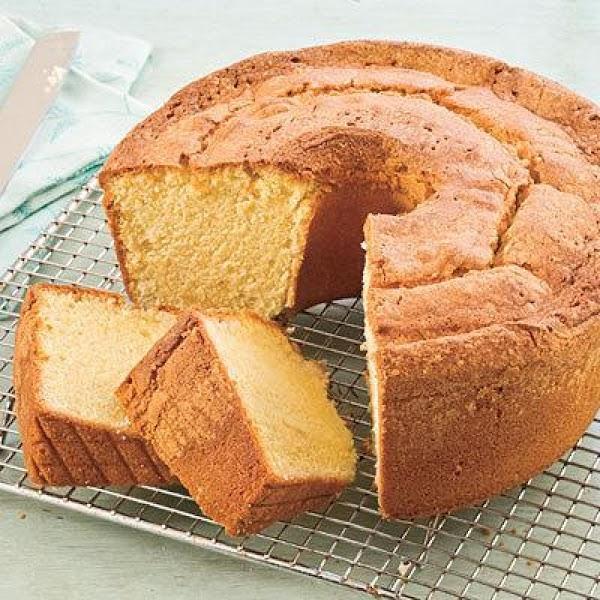 Linda's Pound Cake Recipe