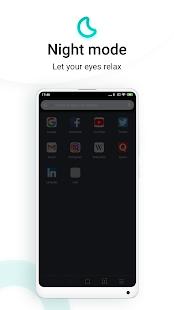 App Mint Browser - Video download, Fast, Light, Secure APK for Windows Phone