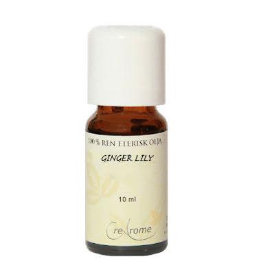 Ginger lily eterisk olja
