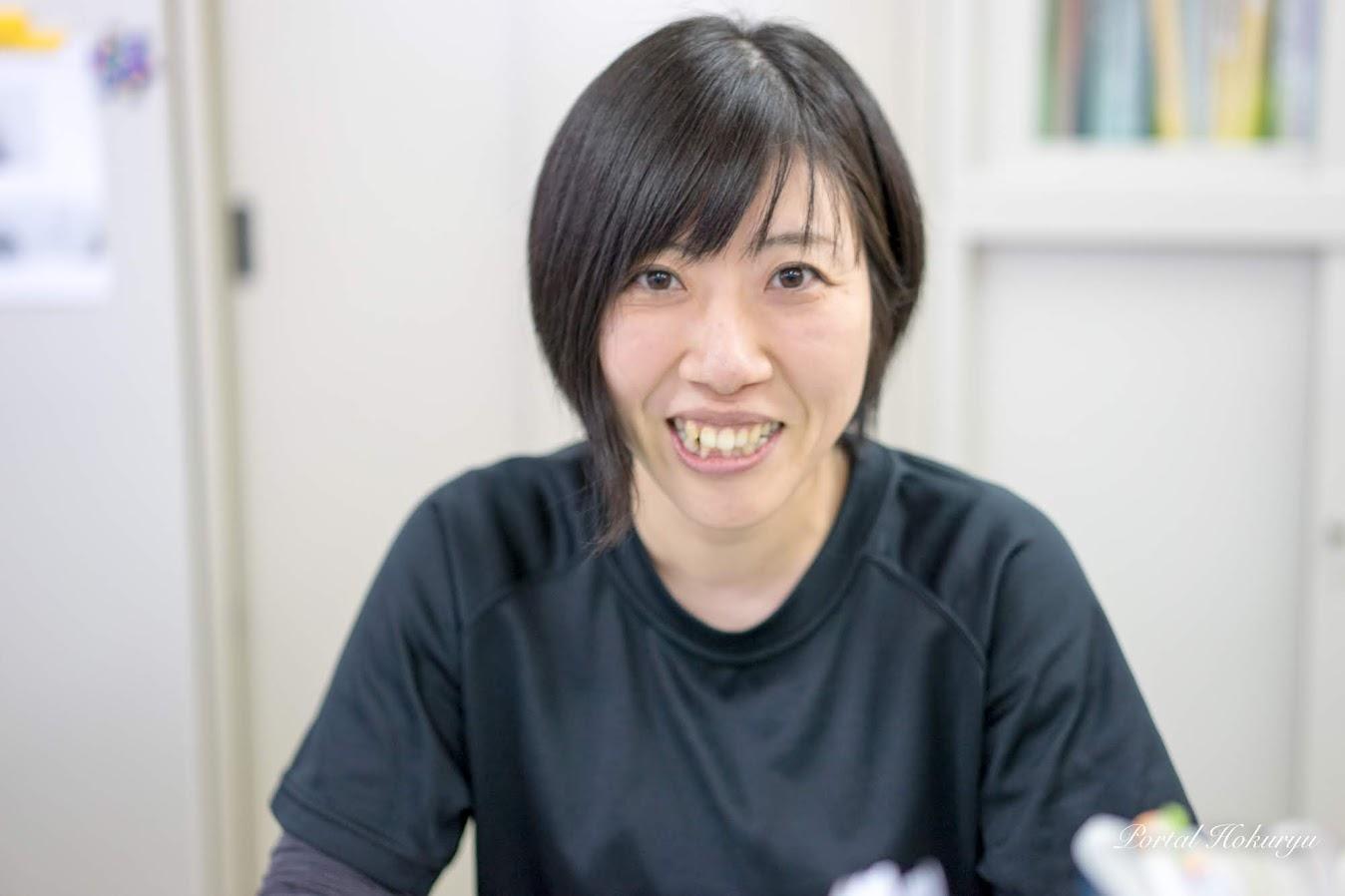 三浦睦美さん